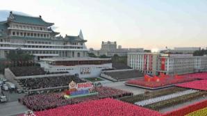"""Casa memorială a """"tătălui"""" Coreii de Nord a ars din temelii. Anunţul autorităţilor de la Phenian"""