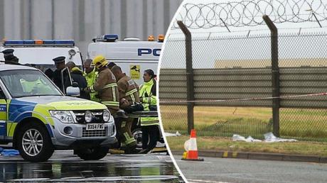 Protest spontan la aeroportul Heathrow. Trei persoane au fost reţinute