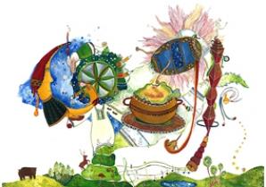 Ziua Nationala a Romaniei la Google