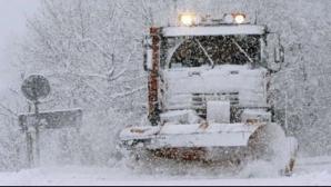 Avertizare de călători. Cod Galben de ninsori în Bulgaria