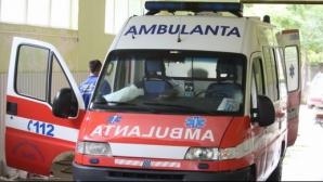 Accident rutier în Constanţa. O persoană, rănită