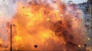 Explozie teroristă