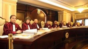 Decizia CCR privind efectuarea supravegherii tehnice, publicată în Monitorul Oficial