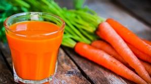 Efectul uimitor al morcovului în tratamentul cancerului. Trebuie să respectaţi această reţetă