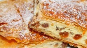 Cum faci cea mai bună plăcintă cu brânză dulce. Ingredientul secret