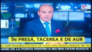 Realitatea TV, apostrofată de CNA pentru limbajul injurios a lui Rareş Bogdan