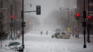 """Stormzilla a îngropat SUA în zăpadă: """"Cine e prins pe stradă va fi arestat"""""""
