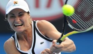 Fed Cup: Monica Niculescu a învins-o pe Kvitova și a restabilit egalitatea în meciul România - Cehia