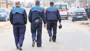 Atac cu săbii la o casă de pariuri sportive din Buzău