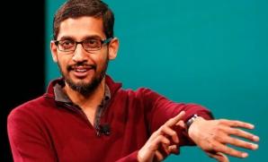 Seful Google, Sundar Pichai