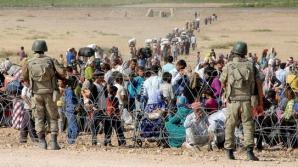 Final dramatic pentru 51 de refugiați, după ce au încercat să agreseze rusoiacele dintr-un club
