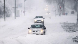 Vremea schimbă foaia: lapoviţă şi ninsoare! Prognoza meteo pe trei zile