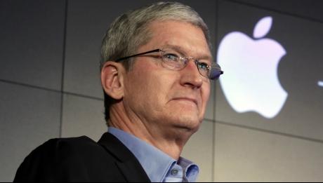 Biroul lui Tim Cook, CEO al Apple, dezvăluit întregii lumi! Cum arată camera de lucru