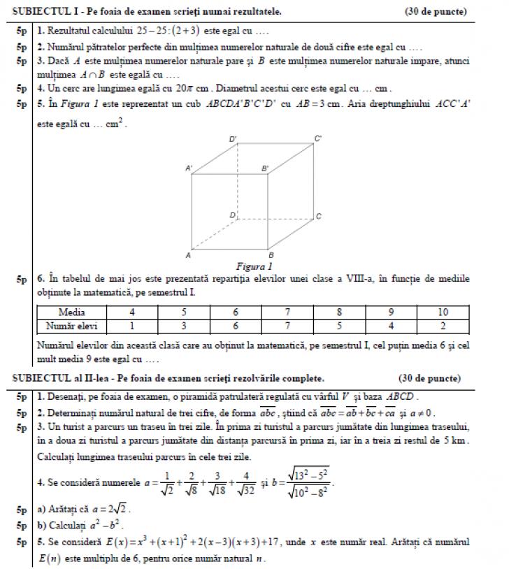 (w728) Subiecte s
