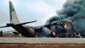 Accident aviatic înfiorător! Toţi pasagerii au murit