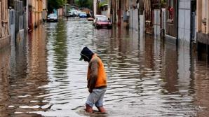 Cod galben de inundaţii. Care sunt zonele în pericol