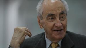 Mircea Quintus Ionescu: Trebuie să ai multă bărbăţie şi încăpăţânare să ajungi la vârsta mea