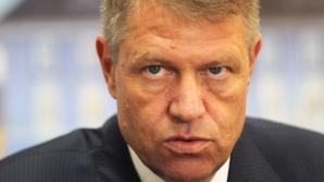 Klaus Iohannis: Îmi voi duce mandatul la bun şfârşit
