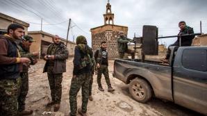 Turcia continuă să aprovizioneze teroriştii din Siria cu armament modern, acuză un ministru sirian