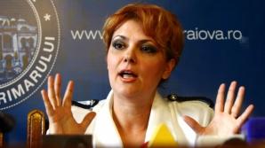 Lia Olguţa Vasilescu spune că va candida pentru un nou mandat la primărie