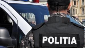 Bătaie şi focuri de armă, în Baia Mare. Jandarmii şi mascaţii au fost atacaţi cu topoare