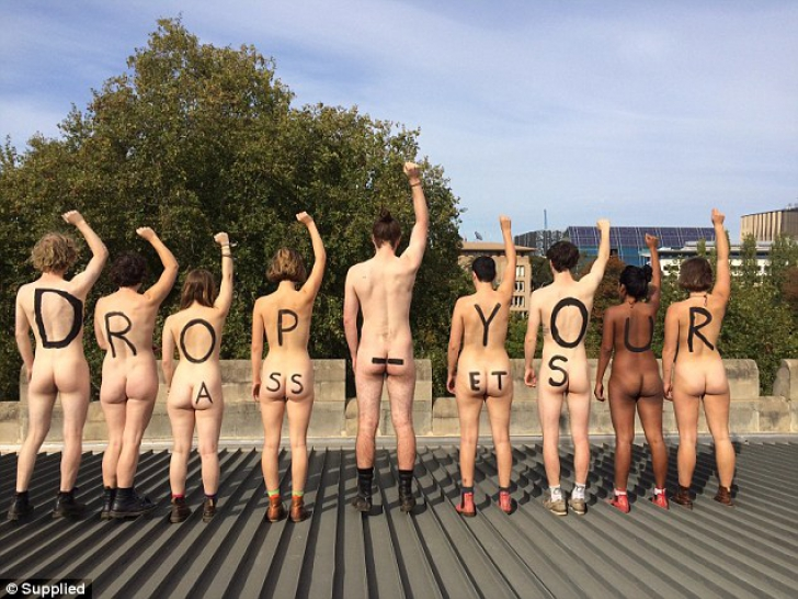 Protest Melbourne