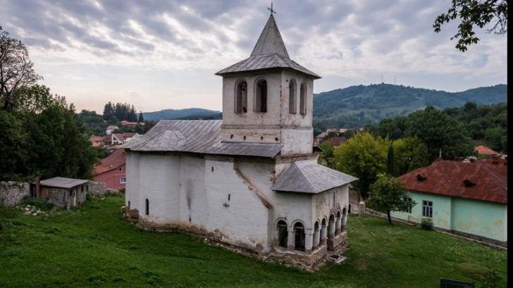 Mănăstirea Baia de Aramă