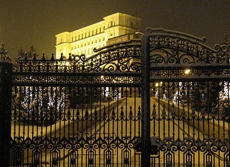 Casa Poporului nu e a poporului! Imaginea Parlamentului aparţine arhitectei Anca Petrescu