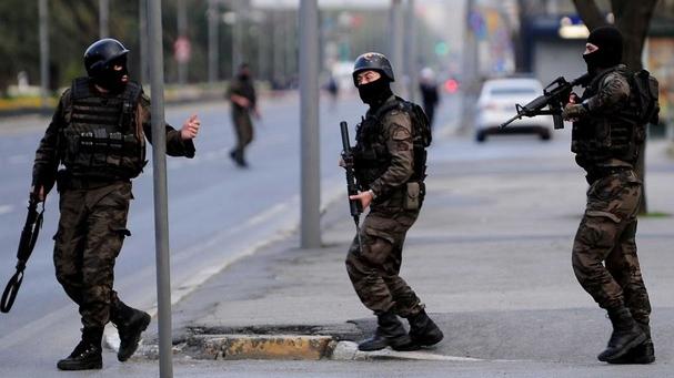 Explozie uriaşă în Turcia! 4 morţi, 19 răniţi
