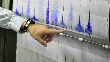 Cutremur lângă România
