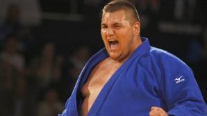 JUDO: Daniel Natea a cucerit medalia de aur la Masters-ul de la Guadalajara