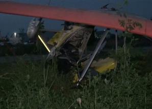 Accident aviatic înfiorător, la Vădeni, Brăila