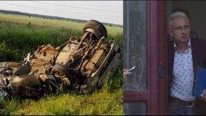 Declaraţie surprinzătoare făcută de femeia care a sunat la 112 după accidentul lui Dan Condrea
