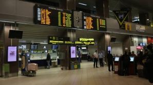 Grevă pe termen nelimitat pe Aeroportul Otopeni