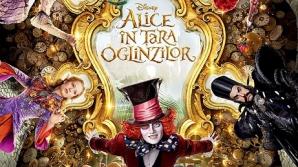 """""""Alice În Ţara Oglinzilor"""", o ecranizare de zile mare, se lansează în România"""