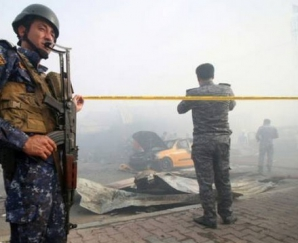 7 morți, într-un atentat sinucigaș comis de gruparea SI într-o cafenea