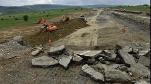 Autostrada demolată