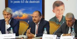Remus Borza, alături de Eugen Teodorovici şi Cristian Pârvan