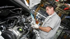 Angajări în sectorul auto