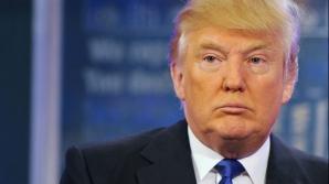 Violenţe la mitingul lui Trump. Susţinătorii acestuia au fost atacaţi cu ouă de protestari