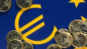 Creştere moderată în zona euro