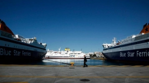 Grevă generală în Grecia timp de trei zile, în semn de protest faţă de măsurile de austeritate