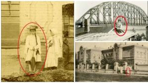 Amănuntul ratat timp de un secol. O fetiță stranie apare în zeci de poze vechi. Explicația...