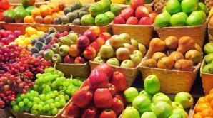 Zece fructe şi legume care ne ajută să slăbim