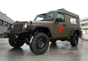 Jeep J8 Fiat Chysler