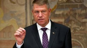 Klaus Iohannis, declaraţie de presă, la Cotroceni
