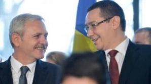 Victor Ponta și Liviu Dragnea pun țara la cale: O nouă zi de marți cu renume se anunță