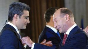 Traian Băsescu şi Robert Turcescu, invitaţii lui Octavian Hoandră