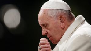 Anunţul făcut de Papa Francisc. Biserica Catolică este consternată