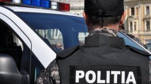 Poliţist din Iaşi, trimis în judecată după ce a înjurat şi lovit două fetiţe